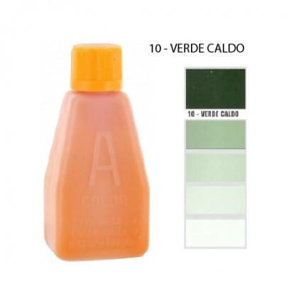 ACOLOR 10 VERDE CALDO 10