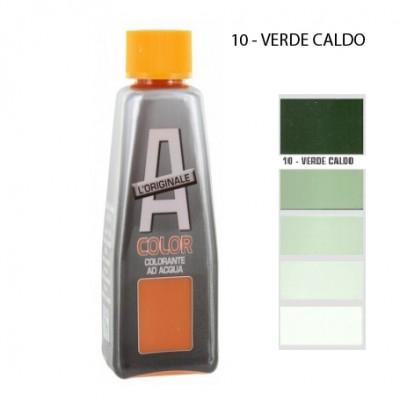 ACOLOR 50 VERDE CALDO 10