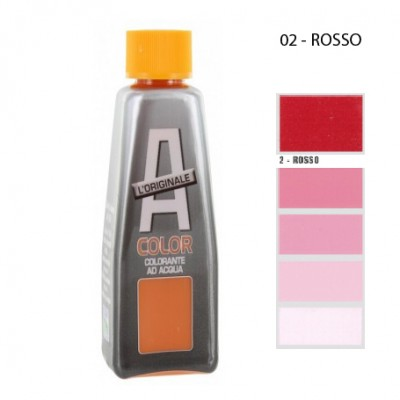 ACOLOR 50 ROSSO 2