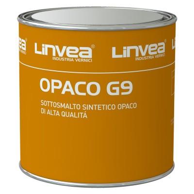 Opaco G9  Bianco Lt 2,5 - Linvea