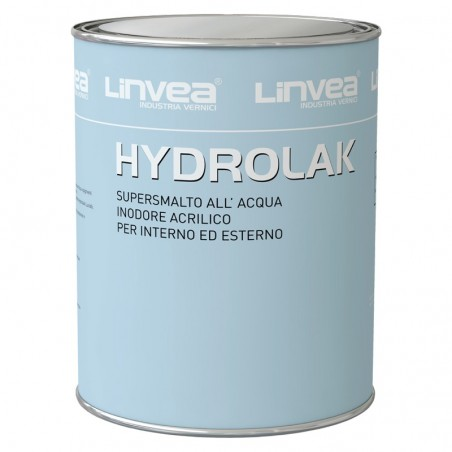 HYDROLAK SOTTOSMALTO BIANCO LT 2,5 - LINVEA