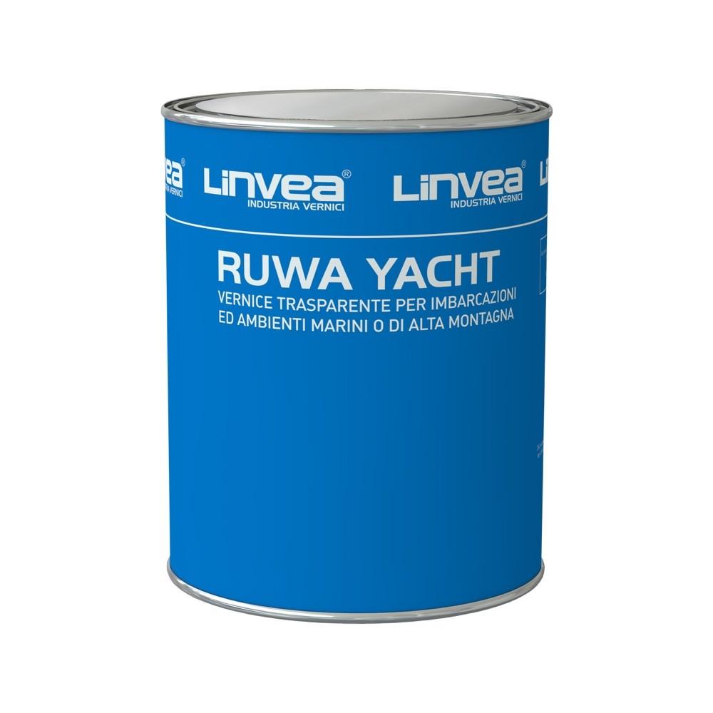 RUWA YACHT VERNICE TRASPARENTE LUCIDO LT 0,5 - LIN