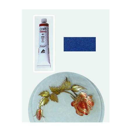 Craft 3d Colori A Rilievo Matt 004 Bleu Da 20ml