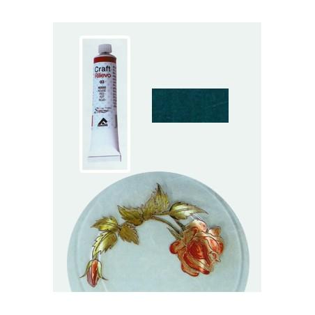 Craft 3d Colori A Rilievo Matt 10 Verde Scuro 20ml