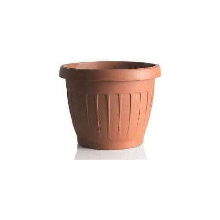 Vaso Terra D. 35 In Plastica