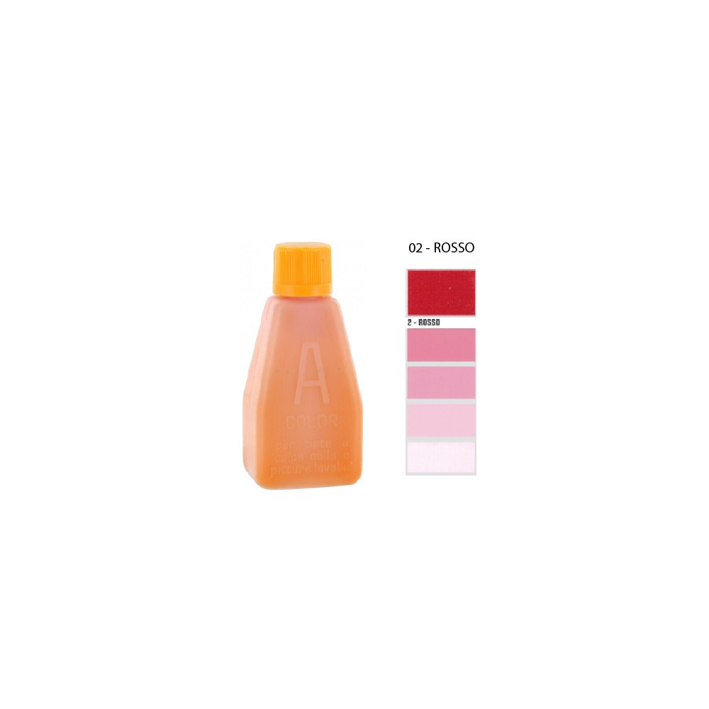 ACOLOR 10 ROSSO 2