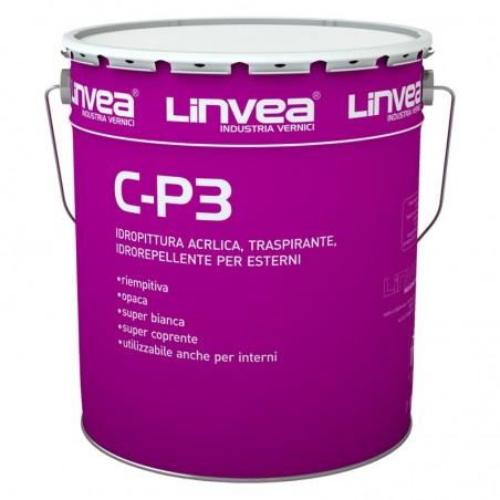 CP 3 TRASPIRANTE BIANCO LT 14 - LINVEA