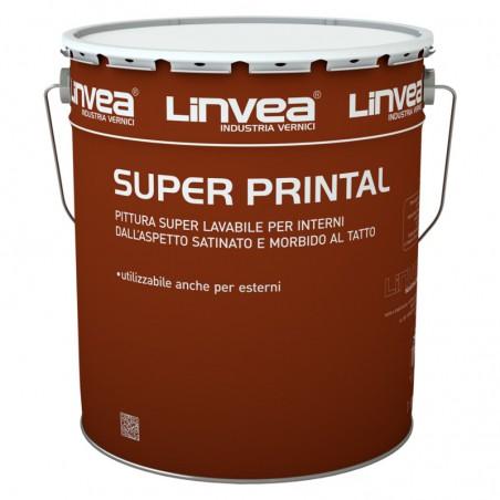 SUPER PRINTAL BIANCO LT 1 - LINVEA