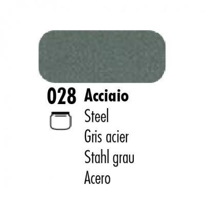 Ambient Col.acril.met. 1000 Ml  Acciaio