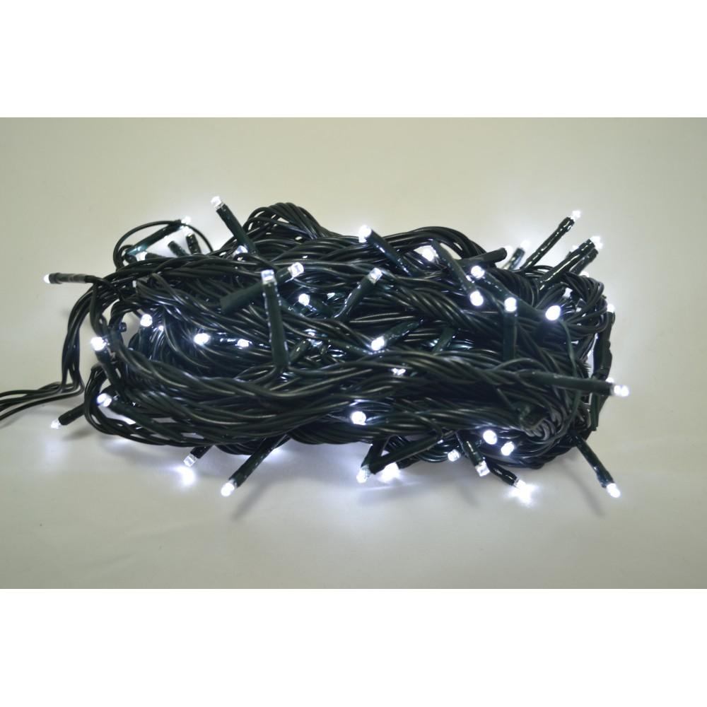 108  LED LUCE BIANCO FREDDO CON CONTROLLER 15MT