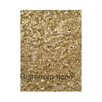 Malta Glitter Oro Ricco 150 Ml