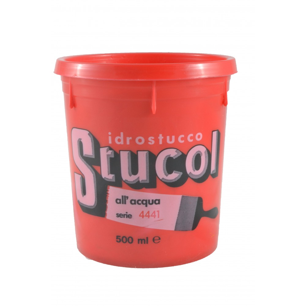 STUCOL IN PASTA BIANCO LT.0,500 SESTRIERE