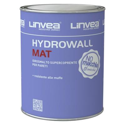 HYDROWALL MAT IDROSMALTO BIANCO LT 1 - LINVEA