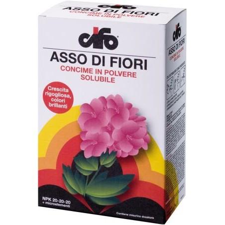 CONCIME POLVERE ASSO DI FIORI KG.1