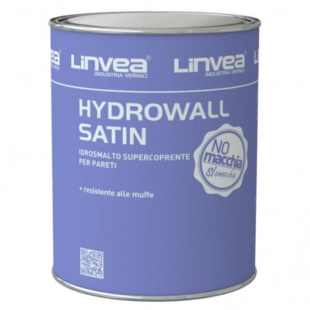HYDROWALL SATIN IDROSMALTO BIANCO LT 4 - LINVEA