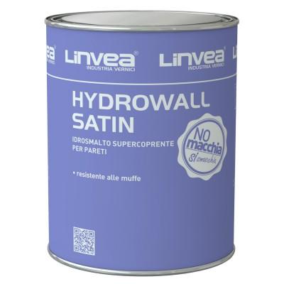 HYDROWALL SATIN IDROSMALTO BIANCO LT 10 - LINVEA