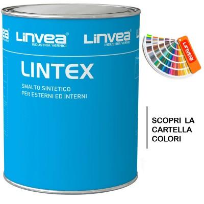 LINTEX SMALTO SINTETICO LUCIDO 2,500L LINVEA