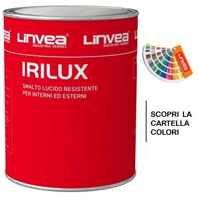 IRILUX SMALTO SINTETICO LUCIDO 2,500 ML LINVEA