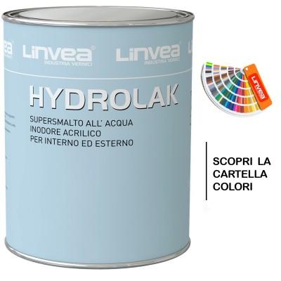 Hydrolak Smalto Lucido All' Acqua 0,750 - Linvea