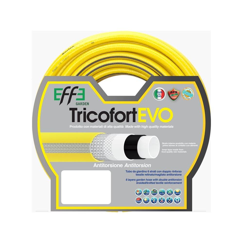 TUBO TRIFORT EVO GIALLO 5/8 POLL MT25