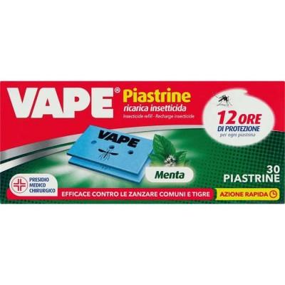 VAPE PIASTRINE RICAMBIO PZ 30 PROFUMATE