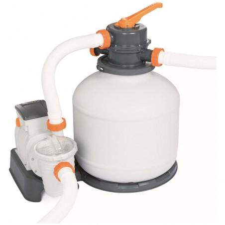 Pompa Filtrante A Sabbia 5.678lt/h